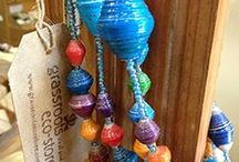 Ethical Jewellery / sustainable, fair trade accessories / by Grassroots Ecostore