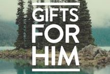 Gifts for Him / Kitchen and lifestyle gifts for the food-loving men in your life!  / by Luvo