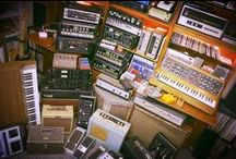 Vintage Gear Stuff / Stuff about vintage gear. Amps, valves, echoes, pedals, synths and all manner of unpredictable noises. / by Soundgas