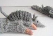 Strik knitting / by Irene Villadsen
