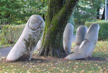 Sculptors finds