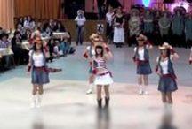 COUNTRY line dance / chorées et vidéo