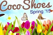 Spring 15 Collection / Spring 2015 collection @ CocoShoes! Newest trends,floral looks, hottest brands! Preview hot looks from Michael Kors,Kenneth Cole, Guess , Nine West !