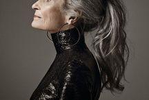 Hiusmalleja Ladyille / Hius- ja värimalleja ikääntyvälle naiselle