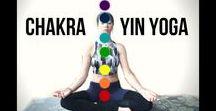 Joogaa, Yin-jooga / jooga ohjelmia, jooga ohjeita, Yin-jooga, venytyksiä
