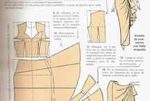 Dress making / Pattern cutting tips and resources