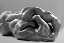 The BEAUTY of the NAKED BODY # 1 / Beautiful naked bodies of men.