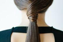 HAIR / Hair style tutorials: tips & tricks, hair trends, and easy casual hairstyles & braids.