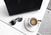 CAFFEINE / Coffee + Tea | Inspiration | Recipes | Coffee Shop Mood | Latte Art