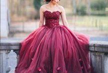 Dresses/party clothes