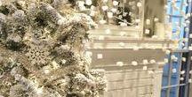 Magical white Christmas