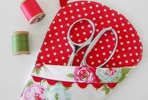 Sewing room tidy / Ideas for beginner workshops