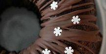Kuivakakkuja / myös kuorrutettuja kakkuja