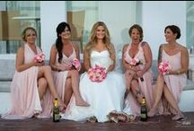 Bridesmaids / Being a bridesmaid is a lot of fun and while you do have a few formal duties to tend to on the day, make sure you feel fabulous and enjoy yourself!!  Be a FABULOUS Bridesmaid from Beginning to End! Styling Trio Riviera Maya
