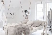 Bedroom ideas! / What I would like my room to look like :)