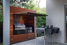Outdoor Kitchens / The ultimate in outdoor living from Vincent Chandler Estate Agents, Bromley
