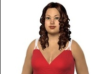 Swimsuits to try-on / Swimsuits available in the Weight Loss Simulator / by Model My Diet
