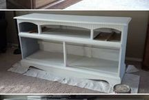 Fabulous Furnitures / Repurposing and/or remaking amazing pieces of furniture. / by Nicole Mears