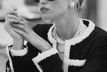 CHANEL / by Hilda Muradian