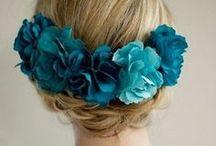 Hair & Flowers