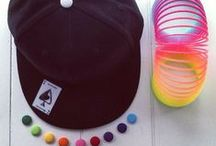 BLACKCAPS 'SNAPS' / Interchangeable Magnetic Buttons - Change SNAPS to match your style or mood