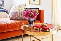 Eclectic Rooms