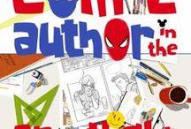 Comic Author In The Spotlight / Corso creativo di fumetto organizzato dalla fumetteria Mondi Sommersi di Lecce e tenuta da Ned.