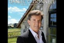 Music - Daniel O'Donnell / Love the way he sings the hymns....