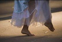 Dans / Heerlijk bewegen op muziek, om de rest van de wereld even te vergeten.