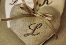 Pins & Ribbons - Hearts