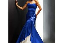 interesting dresses / beautiful dresses, mostly gowns, some vintage, some costumes, and even wedding gowns  / by Jill Crawford