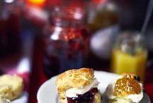 NOSH... Scones & Muffins / Morning & Afternoon Tea