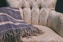 Pins & Ribbons - Throws / A gorgeous range of throws available from Pins and Ribbons