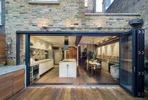 Excellent Extensions / Thinking of extending your home? Here's some inspiration.