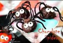 Halloween Recipes / Spooky and delicious Halloween Recipes for foodies from all over the world!