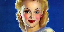 Pin Up Art & beauty