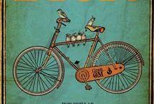 Pyöräilypäivä / Polkupyöriä, mekkoja ja korkokenkiä ei voi koskaan olla liikaa!