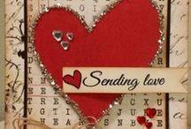 TPD Sending Love / Valentine and Love stamp set