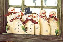 Χιονάνθρωποι - Snowmen