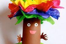 Χειροτεχνίες για παιδιά - Crafts for kids