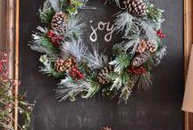 Χριστουγεννιάτικα στεφάνια - Christmas wreaths