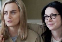 Orange Is The New Black / This is my addiction/obsession board for the greatest show on Netflix OITNB #Vauseman / by Sophia
