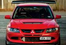 Lancer Evolution / The best car in the world :)