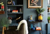 interior design / Furniture, colour schemes, architecture, storage and more