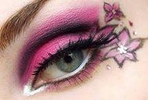 Makeup Ideen / Hier sammel ich Ideen für Make up. Sei es für Halloween, Cosplay, LARP oder für jeden Tag.