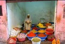 Marokkaans koken / Inspiratie uit de Marokkaanse keuken...