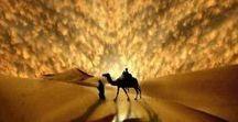 Sahara... / Inspired by the beautiful sand of the sahara...