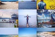 Schleswig-Holstein in Bildern / Bilder und Impressionen auf dem schönen Schleswig-Holstein: Meer, Küste, Strand, Dünen, Leuchttürme, Nordsee, Ostsee, Schiffe, Ahoi