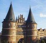 Entdecke Lübeck / Entdecke Lübeck: Cafés, Restaurants, Bars, besondere Adressen, Geheimtipps, Läden, Mode, Inneneinrichtung, Weihnachtsmarkt, Niederegger Marzipan