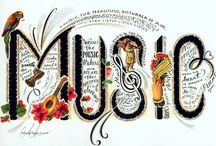 Musicians and Bands / by Judy 'Isaacs' Herrig